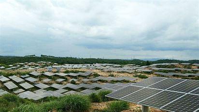 桂林市三金中药城屋面光伏发电项目